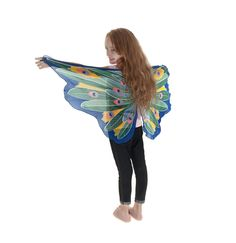 Peacock Wings  Douglas Toys ® - Just ordered these for A's Halloween costume, my kids LOVE these wings (this will be our 5th design!)