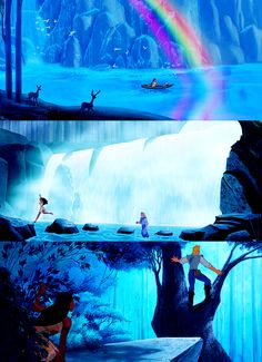 Disney Pocahontas, Disney Couples, Disney Love, Disney Magic, Disney Princess, Disney And Dreamworks, Disney Pixar, Walt Disney, Disneytoon Studios