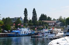 Tobermory, Ontario Tobermory Ontario, Manitoulin Island, Coast, Channel, Canada, Projects, Log Projects, Blue Prints