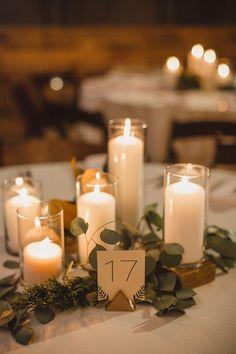 Romantic Winter Wedding | Glamour & Grace