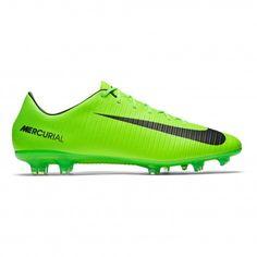 #Nike Mercurial Veloce III FG 847756 #voetbalschoenen electric green black De Wit Schijndel
