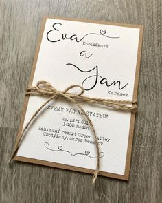 how to have rustic wedding invitations with twine , country weddings, diy wedding invitations samples diy invitations rustic Wedding Invites Paper Traditional Wedding Invitations, Creative Wedding Invitations, Wedding Invitation Samples, Country Wedding Invitations, Rustic Invitations, Wedding Stationery, Event Invitations, Invitation Templates, Diy Wedding