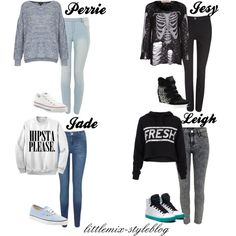 """""""*REQUESTED* LM Inspired ft. Jeggings"""" by little-mix-fashion on Polyvore"""