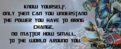 Know Yourself Quote - Optimus Prime - Age of Extinction -http://lisamaree.wordpress.com/2014/06/24/what-do-you-say-optimus/