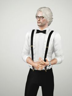 EP6 Magician low edit by Rusty Nail - Sims 3 Downloads CC Caboodle