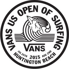 Vans US Open of Surfing | July 27 - Aug 2, 2015