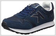 Diadora , Damen Sneaker, mehrfarbig - C6398 ROYAL - Größe: 37 EU