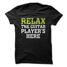 Relax - The Guitar Player's Here