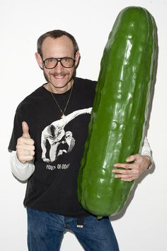 """Terry says """"Once a Pickle, Never a Cucumber"""""""