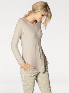Dámský svetr pro každodenní nošení RICK CARDONA BY HEINE - běžová