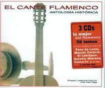 El Cante flamenco: antología histórica - Diversos autors: http://aladi.diba.cat/record=b1466729~S9*cat