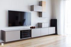 JODŁA /_\ MINIMALIZM UDOMOWIONY - zdjęcie od KASIA ORWAT home design - Salon - Styl Nowoczesny - KASIA ORWAT home design