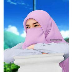 Hijab Dpz, Hijab Cartoon, Niqab, Amazing Art, Animation, Cute, Anime, Kawaii, Cartoon Movies