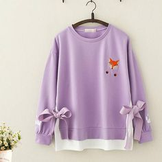 Ulzzang Fashion, Korean Fashion, Space Outfit, Casual Hijab Outfit, Fox Embroidery, Fashion Design Sketches, Japanese Outfits, Kawaii Clothes, Teen Fashion Outfits