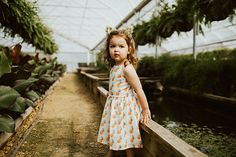 This is our favorite dress for summer! The cut, pattern, and feel of this dress has us crushing hard. Runs a size large. Order one size down. Children Photography, Photography Poses, Toddler Fashion, Girl Fashion, Tropical Greenhouses, Kids Boutique, Boutique Ideas, Baby Girl Pictures, Diy Greenhouse