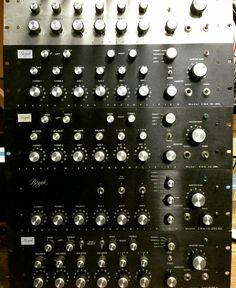 A collection of Bozak CMA10-2DL, DLA & custom modified DLSC.