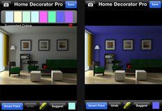 Aplicativos de decoração: Home Decorator