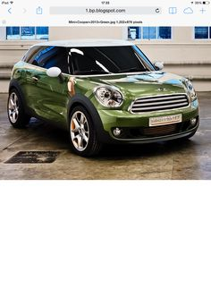 I'm having a mini in this colour. No arguments !! Lol