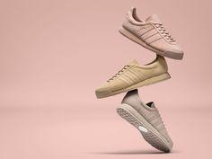 """Die Samoa """"Pigskin""""-Sneaker von Adidas Originals gibt es jetzt in drei neuen Farben"""