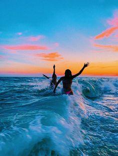 Foto Best Friend, Best Friend Photos, Friend Pics, Beach Aesthetic, Summer Aesthetic, Summer Pictures, Beach Pictures, Summer Feeling, Summer Vibes