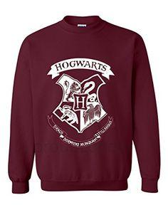 New unisex harry potter hogwarts printed sweatshirt (Large, Marron) ProudLondon http://www.amazon.de/dp/B00P9JCRJY/ref=cm_sw_r_pi_dp_DiPEvb0S425YA