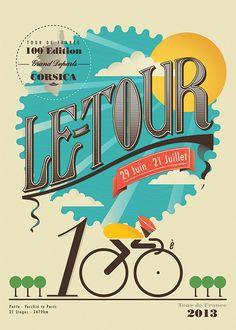 Le Tour 2013 - Le Coq Sportif on Behance