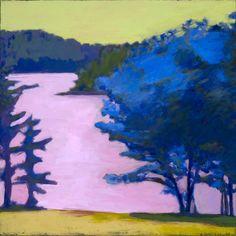 Blue Oak by Anne Ireland