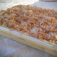 Greek Sweets, Banana Bread, Macaroni And Cheese, Ethnic Recipes, Desserts, Food, Tailgate Desserts, Mac And Cheese, Deserts
