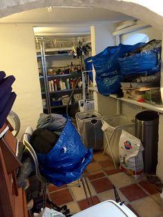 Før - vaskerum