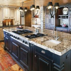 Kitchen Cabinets Light On Top And Dark On Bottom Pictures astounding large ornate kitchen islands and extra large kitchen