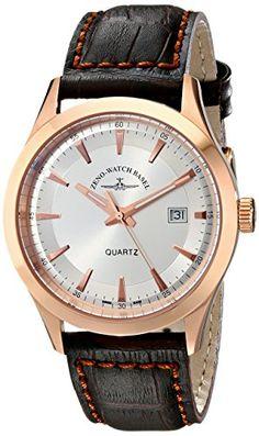 Bild ZENO HERREN 42MM BRAUN LEDER… Basel, Watches, Leather, Shopping, Accessories, Fashion, Tag Watches, Wrist Watches, Moda