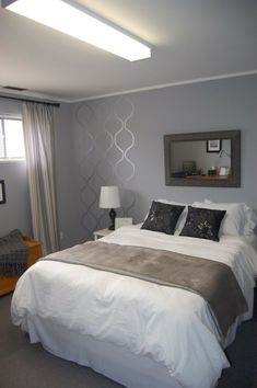 Loopsd Moderne Minimalistische Mode Vliestapete, Schlafzimmer ... Schlafzimmer Und Wohnzimmer In Einem