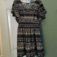 Dress Super cute dress. Never worn. Size medium. Lily Rose Dresses Mini