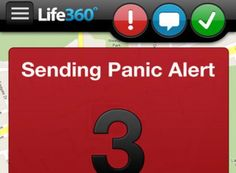 The Life360 app turns a phone into a safety device.