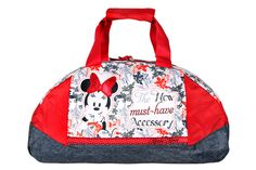 #bolsa #deporte #minnie #disney #complemento #viaje #must #have #vintage #limited #edition