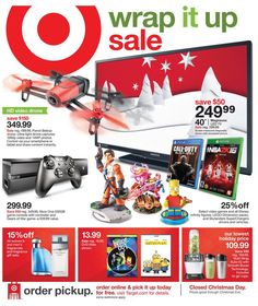 2016 Christmas Sales & Store Hours: Target, Macy's & Walmart ...