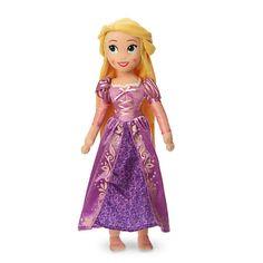 Rapunzel Plush Doll - Medium - 20'' | Disney Store