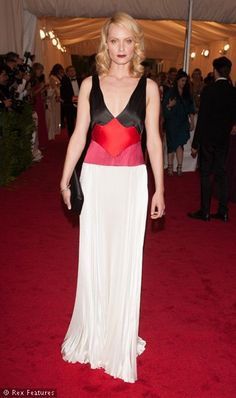 b4d4efb4592f1 Met Ball 2012 Prada Dress