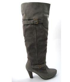 Cri de Coeur - Architect Vegan Boots - Grey