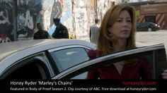Honey Ryder 'Marley's Chains' on ABC Network's Body Of Proof