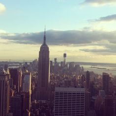 Dreaming of New York!