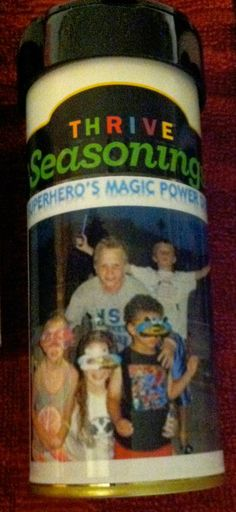 Kay's Kaleidoscope: Thrive Superhero's Magic Power Dust