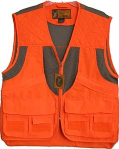 Trail Crest Kid's Blaze Orange Deluxe Front Loader Hunting Vest   This vest is perfect for the young hunter! XS- 6 S-8 M-10-12 L-14-16 XL-18 Read  more http://shopkids.ca/kids-girl/trail-crest-kids-blaze-orange-deluxe-front-loader-hunting-vest