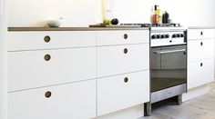 Pimp your IKEA kitchen with beautiful cabinet fronts from Reform - sleek, stylish, classic and unique