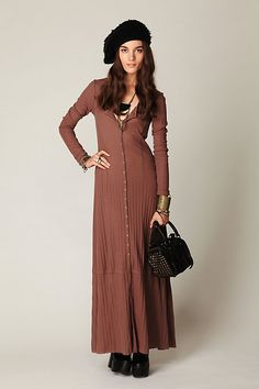 Moon Duster Maxi | Free People