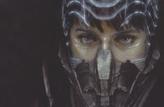 """A good death is its own reward."" ~Faora, Man of Steel. She was amazing in this movie."