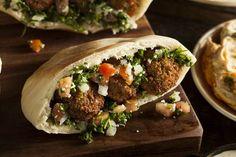 Falafel (receta árabe) -Mejor con Salud-
