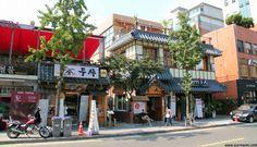 Seorae, el barrio francés de Seúl.