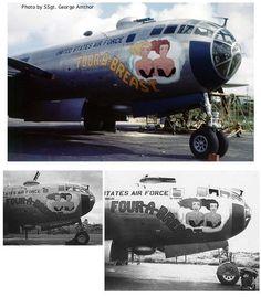 B-29 Four a Breast