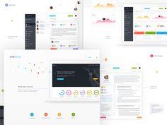 Web application presentation by Maria Shanina